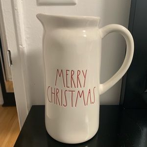 PRICE FIRM Rae Dunn Merry Christmas